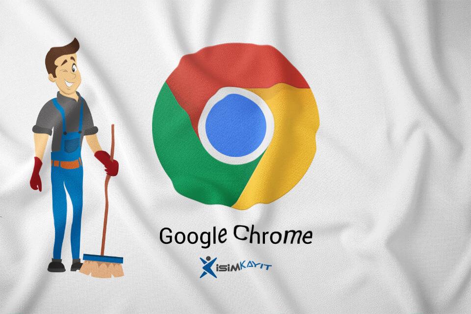 Google chrom web geçmişi silme
