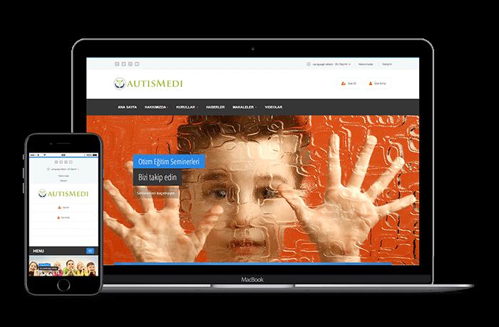autis web site