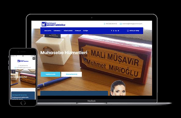 mirioglu web site