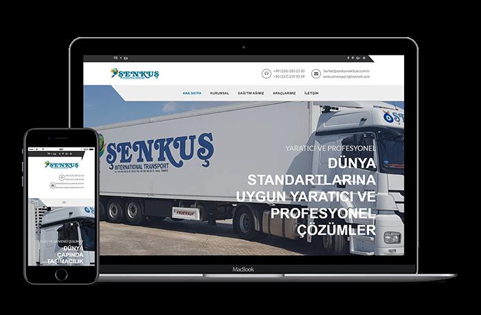 senkus web site